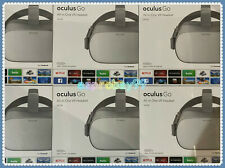 Brand New Oculus Go 64GB Stand-Alone Virtual Reality Headset
