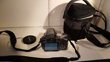 Olympus SP-550 UZ Digital Camera, with Case, Memory card and Manual