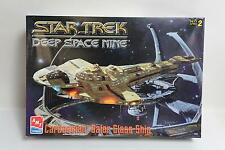 Star trek cardassian Galor Class Ship Model Kit AMT ERTL