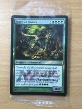 SEALED pack of 8 x MTG Magic 9th Edition FOIL Promo - 'Force of Nature'