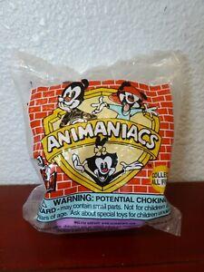 WENDY'S Kids Meal Toy ANIMANIACS WAKKO YAKKO & DOT WASHING MACHINE