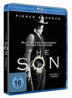 The Son Complete Season 1 First TV Series -Pierce Brosnan NEW BLURAY UK REGION B