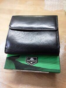 tony perotti leather purse wallet
