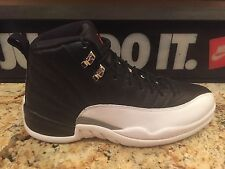 NIKE AIR JORDAN RETRO XII  SIZE 12  PLAYOFF 130690 001 FLINT WINGS DS