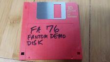 Roland Fantom Fa 76 Demo disk FLOPPY disc