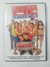 American Pie Presents: The Naked Mile (DVD, 2006, Unrated  DISC ONLY