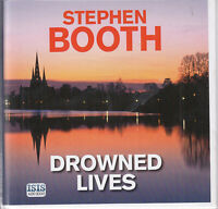 Stephen Booth Drowned Lives 13CD Audio Book Unabridged Crime Thriller FASTPOST