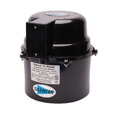 Air Supply Silencer Blower Motor for Pool and Spas 1.5HP 120V 7.0 AMPS