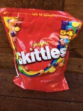 Skittles fill for candy bulk vending machines