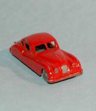 LESNEY 1-75 Matchbox England 1957 original #32 RARE Bright Red JAGUAR XK120 GPW