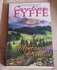 Montana Promise by Caroline Fyffe (2017, TSPB, McCutcheon Family series #10)