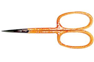 Orange Cuticle Scissors  *******UK STOCK******