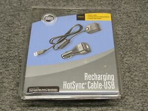 Palm Universal Connector Recharging HotSync Cable USB (3ft) P10884U *New/Sealed*