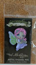 Jasmine Becket-Griffith 2020 EPCOT Festival Of The Arts Event Pin -Artist Signed