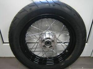Harley Speichenrad 3 x 16 Wheel Vorderrad Sportster Forty-Eight 48 Dyna TC XL