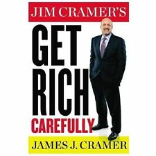 Jim Cramer's Get Rich Carefully-ExLibrary