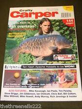 CRAFTY CARPER - FISH OVERSEAS - OCT 2002 # 62