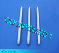 3 Bending Iron For Wire Drill Orthopedic Instruments