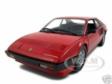 FERRARI MONDIAL 8 RED 1:18 DIECAST MODEL CAR BY HOTWHEELS P9882