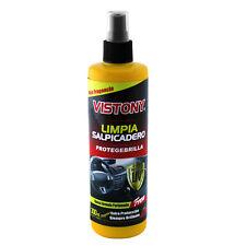 Limpia Salpicaderos Vistony 300 ml Acabado Brillo Fragancia Fresa Spray