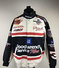 Vintage Dale Earnhardt Sr Goodwrench Service Plus Jacket Jeff Hamilton Racing M