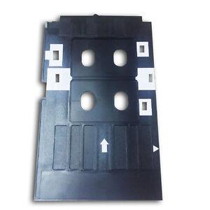 Inkjet PVC ID Card Tray for Epson R260 R265 R270 R280 R290 R380 R390 RX680 T50