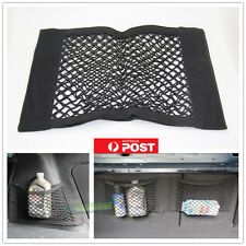 Universal Car Rear Back Seat Storage Cargo Organizer Magic Mesh Net Pouch Pocket