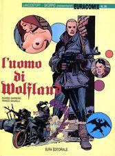 fumetto EURACOMIX Numero 29 L'UOMO DI WOLFLAND
