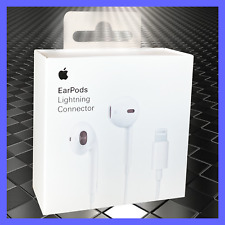 Original Apple EarPods Lightning Connector Headset Kopfhörer für iPhone