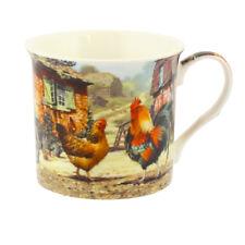 Leonardo Collection Cockerel and Hen Palace Mug / Cup