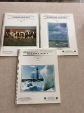 Manistee-Oceana-Mason Michigan County's Land & Plat Books 1997