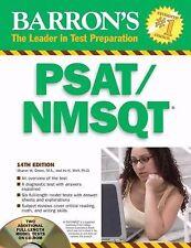 Barron's PSAT/NMSQT with CD-ROM (Barron's PSAT/NMSQT (W/CD))