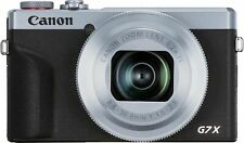 Canon - PowerShot G7 X Mark III 20.1-Megapixel Digital Camera - Silver