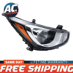 20-12693-00-1 Headlight for 2012-2013 Hyundai Accent RH