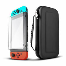Hard Travel Portable Case Cover Zip Storage Bag for Nintendo Switch Console