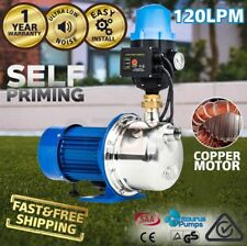 CENTAURUS Jet Water Pump High Pressure Automatic Self Priming - 2300W 7200LPH
