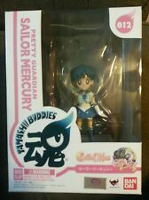Pretty Guardian Sailor Mercury figurine with display in box Bandai 2015
