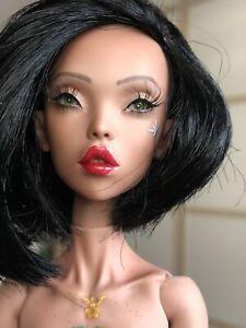 Quetzal 1/4 BJD Doll XXL Set Künstler Puppe Komplett Sisters Popovy Recast Black
