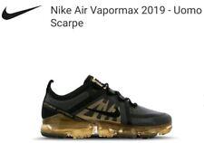 Scarpe uomo Nike Air Vapormax 2019 gold