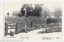 Mitcham, Hilly Fields, Surrey Reproduction Postcard, B496