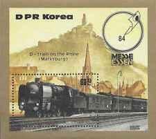 Timbre Trains Corée BF177 ** lot 9307