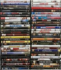 400 DVD Movies Lot Wholesale Bulk 400 DVDS Popular Titles $4K RETAIL VALUE!!!