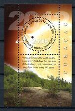 Curaçao 2012 Bloc Venus Transit Astronomie Astronomy ** Neuf sans charnière