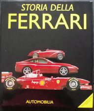 STORIA DELLA FERRARI - BRUNO ALFIERI- Automobilia 1998 - A12
