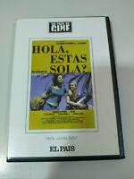 Hola ¿ Estas Sola ? Iciar Bollain Silke - DVD Español