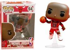 pop vinyl basketball Chicago bulls Michael Jordan no.54