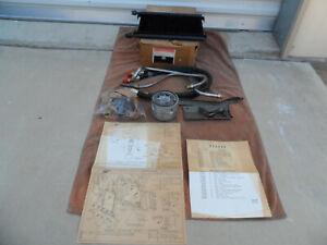 1973-1987 NOS GM CHEVY GMC SIERRA K-5 BLAZER C & K TRUCK ENGINE OIL COOLER KIT