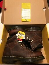 Dr. Martens Men's Ironbridge Ns Work Boot,Teak,11UK/ 12 M US US W 12 EU46