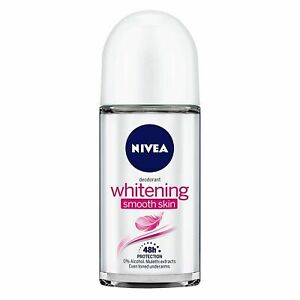 Deodorant Roll-on, Smooth Skin, 50 ml From Nivea  - Free Shipping Worldwide