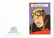 Jacobs - Blake et Mortimer - Secret de l'Espadon - Carte postale